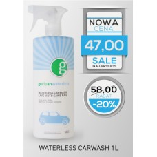 goclean Waterless Carwash 1L